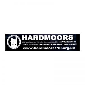 Hardmoors Car Stickers